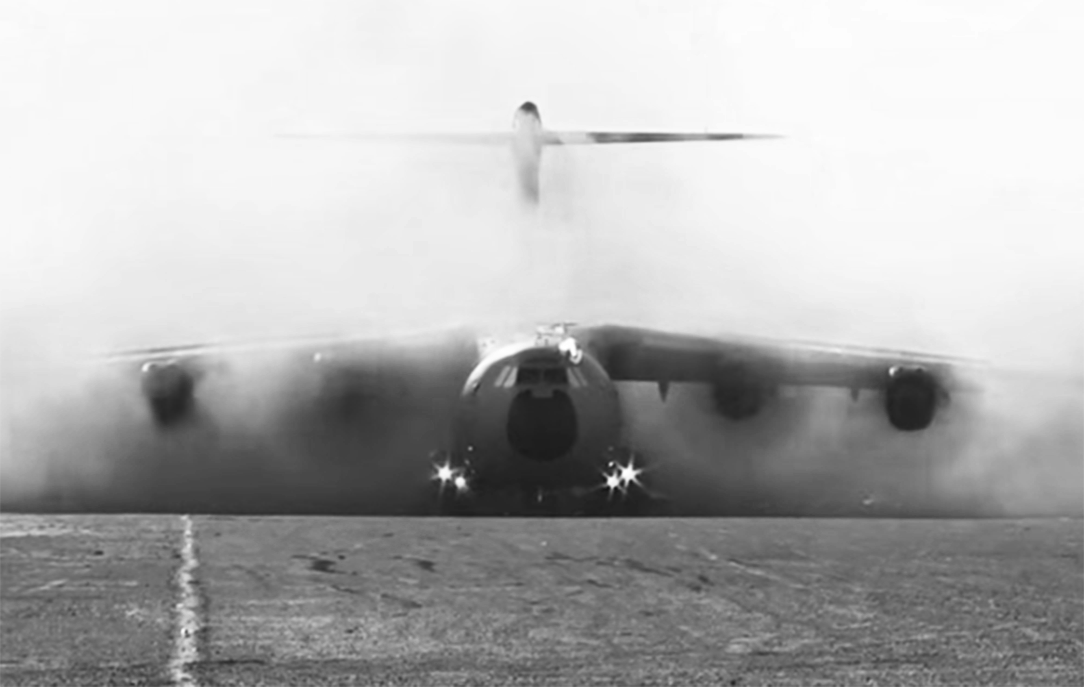 Airbus A400M - Extreme Testing
