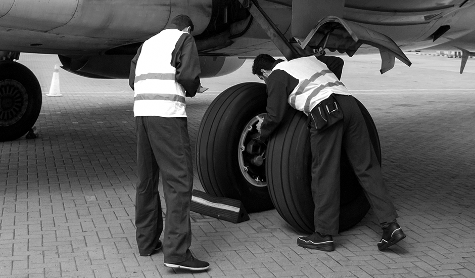 Why Is Aviation Tire Pressure Maintenance So Important?